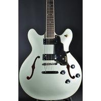Guild Starfire IV Aspen Green Guitar W/Hardshell Case Lmt Edition