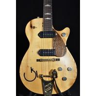 Gretsch USA Custom Shop Brooklyn Reclaimed Wood Duo Jet Guitar #2