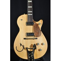 Gretsch USA Custom Shop Brooklyn Reclaimed Wood Duo Jet Guitar #1