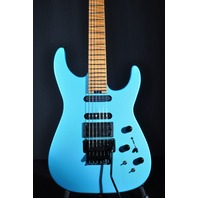 Jackson USA PC1 Phil Collen Signature Guitar Matte Blue Frost W/Hardshell Case N