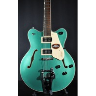 Gretsch G5622T Electromatic Center Block Guitar Georgia Green  2018 W/Gig Bag