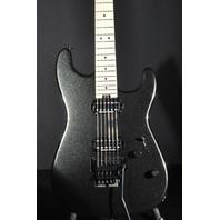 Charvel SD1 Pro Mod  San Dimas SD1 2H Floyd Rose Metallic Black Guitar