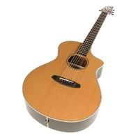 Breedlove USA Premier Concert  Lmt Cedar A/E Guitar W/Hardshell Case