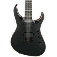 Jackson USA Broderick Soloist HT7 Black 7 String Guitar  Mint W/Hardshell Case