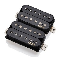 EMG Fat 55 Retro Active Guitar Pickup Set Black