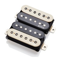 EMG Super 77 Retro Active Guitar Pickup Set Zebra