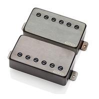 EMG MF Guitar Pickup Set Brushed Black Chrome