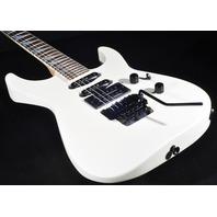 Jackson USA Custom Shop DK1 HSS Dinky Pearl White Guitar W/Hardshell