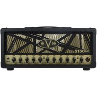 EVH 5150 III 50W EL34 Tube Amplifier Head W/ Footswitch