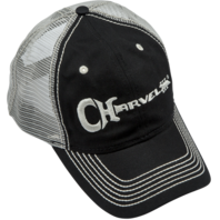 Charvel Trucker Hat Black/Ivory