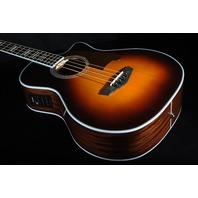 D'angelico Acoustic Electric Bass Guitar Mott Premier