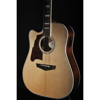 D'angelico Lefty Premier Bowery Dreadnought  Acoustic Electric Guitar