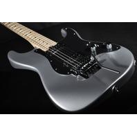 Charvel SC1 Pro Mod  So-Cal SC1 2H Floyd Rose Satin Silver Guitar