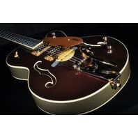 Gretsch 135th Anniversary  Black Cherry Casino Gold Electromatic Guitar W/Hardshell
