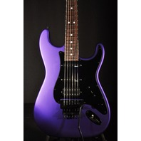 Charvel USA Select SO-CAL HSS Floyd Rose Satin Plum Guitar 2016