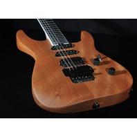 Jackson Pro Dinky DK3 Natural Okoume Guitar