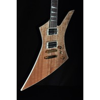Jackson Kelly KEXT Natural Mahogany Guitar