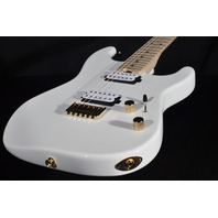 Charvel SD1 HH HT Hard Tail Pro Mod  San Dimas  Snow White Guitar