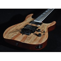 Jackson SLX Soloist Spalted Maple Guitar