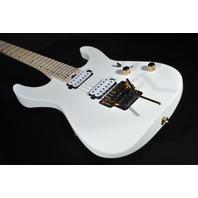 Charvel DK24  Pro Mod HH Satin White W/Gold Hardware Guitar