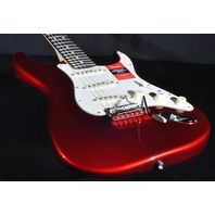 Fender American Pro Stratocaster Rosewood Fretboard Candy Apple Red Guitar W/Hardshell