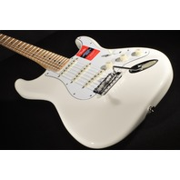 Fender American Pro Stratocaster Maple Neck  Olympic White Guitar