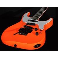 Jackson SL4X Soloist Neon Orange Guitar