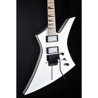 Jackson KEXM Kelly Guitar Snow White Mint