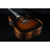 D'angelico Premier Bowery Acoustic Guitar  Aged Natural AC/EL