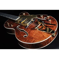 Gretsch USA  Custom Shop G6120CST Curly Maple 3 pickup Nashville Guitar