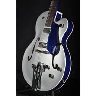 Gretsch G6118T-ISV  Mint Anniversary Iridium Silver Azure Metallic Guitar 2018