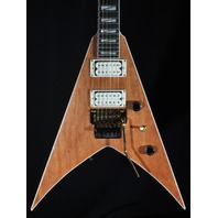 Jackson Pro KV Mahogany King V Natural Guitar