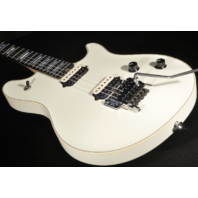 Evh USA Wolfgang Ivory W/Ebony Fingerboard Electric  Guitar Mint 2017