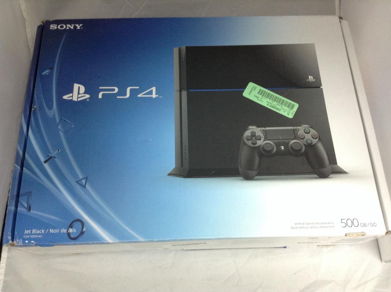 Playstation 4 console no video flashing blue light 711719100348 ebay