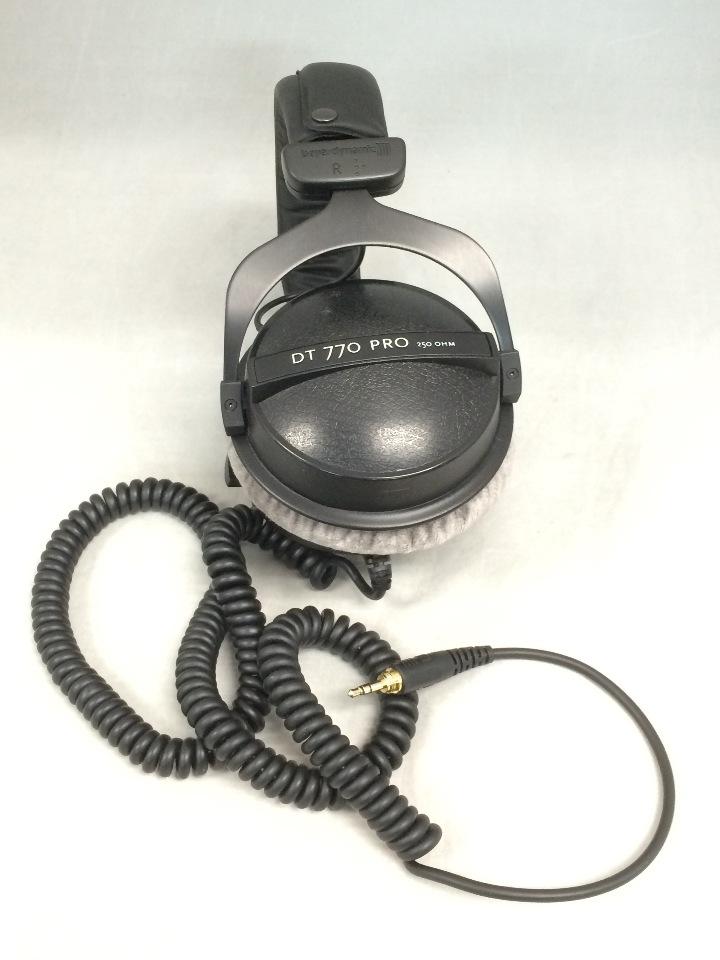 Samsung earbuds adapter - Beyerdynamic DT 770 M Overview