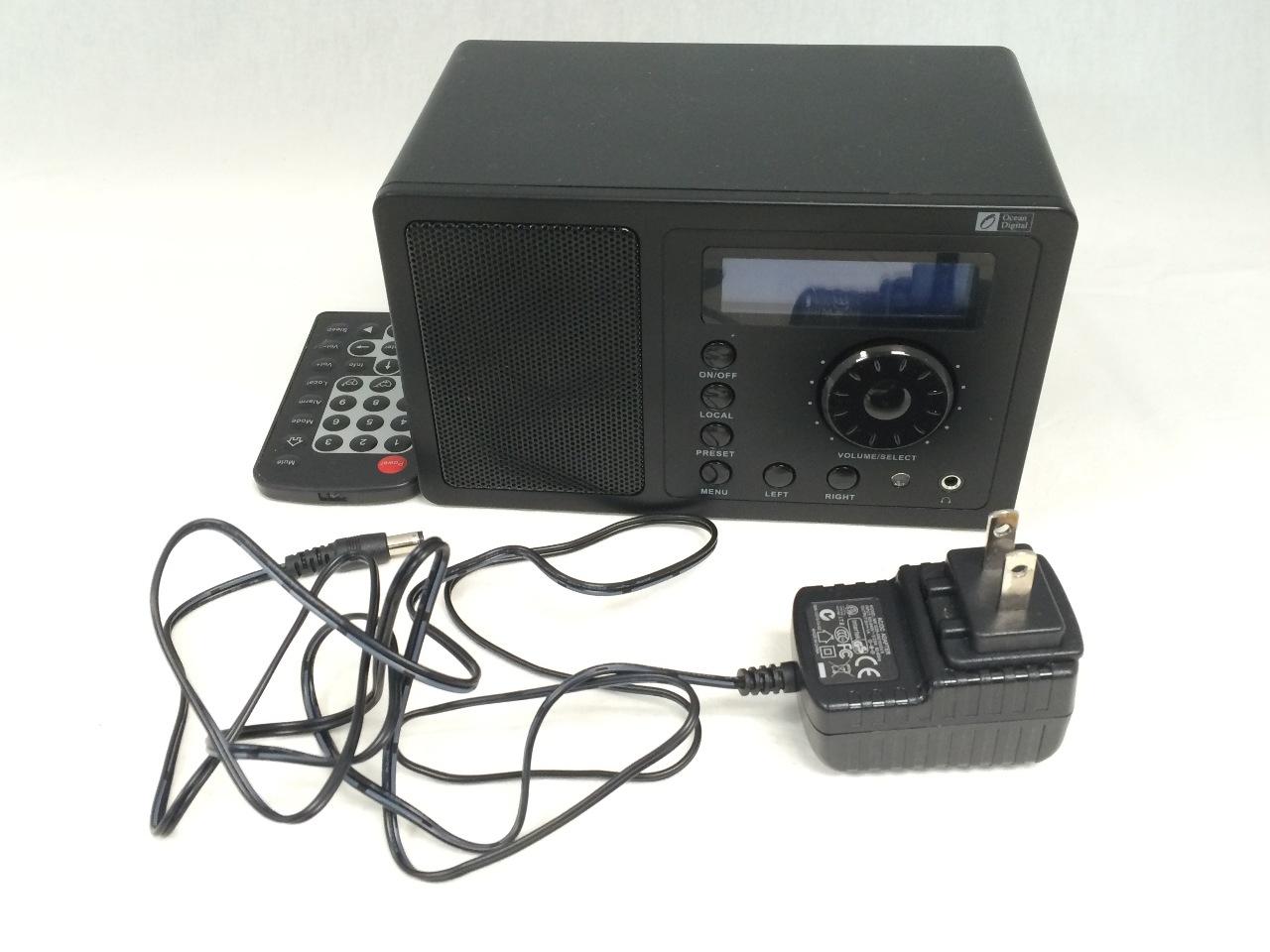 ocean digital internet radio wr220 wifi wlan receiver tuner black buy stuff store. Black Bedroom Furniture Sets. Home Design Ideas