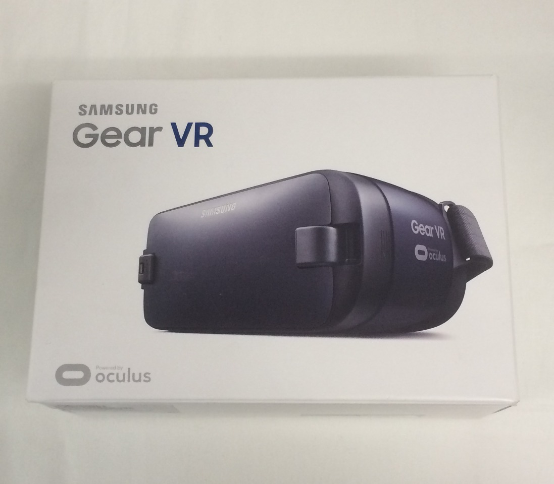 samsung virtual reality headset. samsung gear vr - virtual reality headset 2016 version