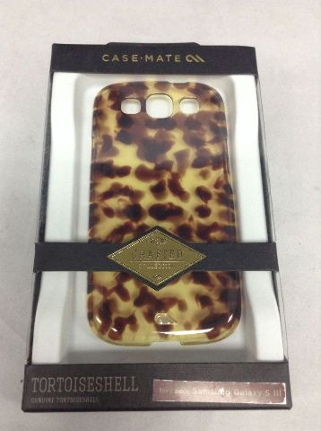 Case-Mate Tortoiseshell Case For Samsung Galaxy S III - Brown