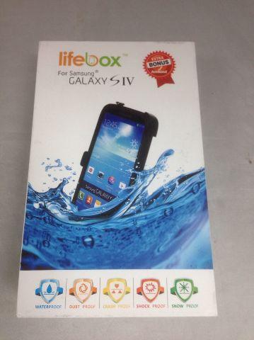 Lifebox - Samsung Galaxy S4 - Black