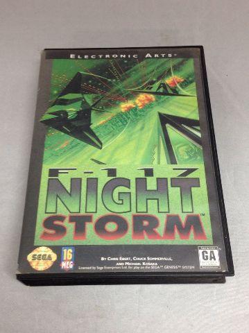F-117 Night Storm (No manual)