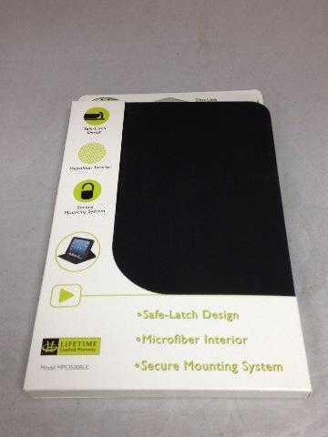 Gear Head Slim-Line Portfolio Stand For iPad Mini, Black (Mps3500blk)