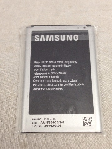 Battery - B800BC - Compatible with Samsung GALAXY NOTE III