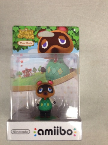 Tom Nook Amiibo (Animal Crossing Series)