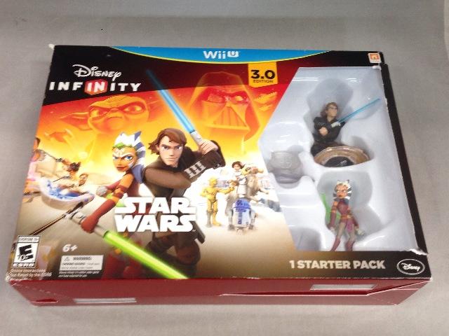 Disney Infinity 3.0 Edition Starter Pack - Wii U - NEW