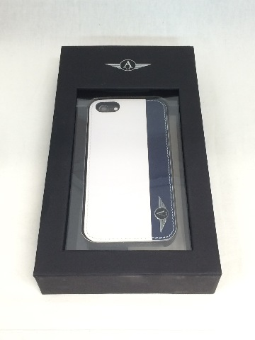 Avani iPhone 5s Case - Blue and White