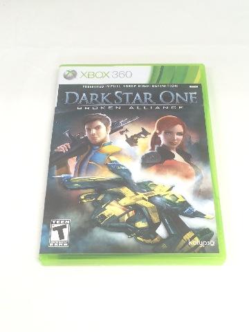 Dark Star One - Broken Alliance - Xbox 360