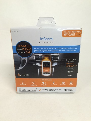iSimple Hands-Free Calling and Music Streaming Kit with Steering Wheel Control