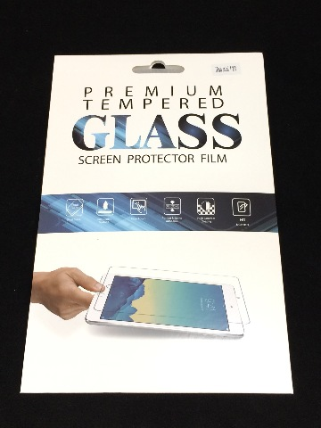 Tempered Glass Screen Protector - iPad Mini 1/2/3