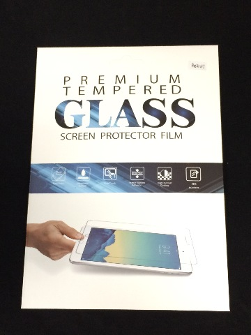 Tempered Glass Screen Protector - iPad Air and Air 2