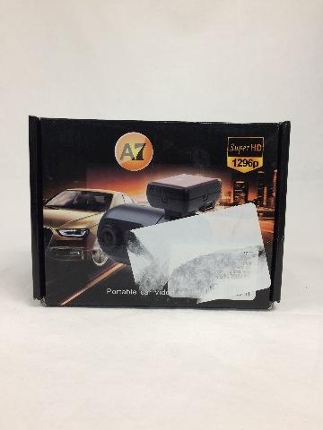 Super HD Portable Car Video Recorder - Dash Cam